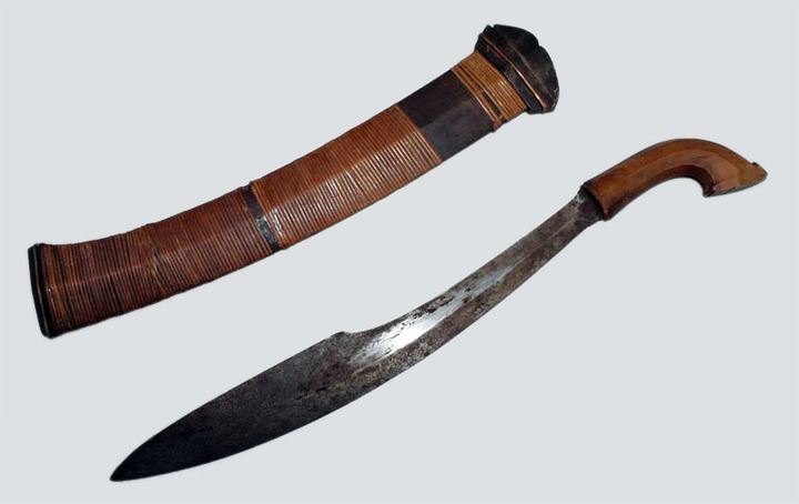 Antique Short Dagger from the Philippine Islands